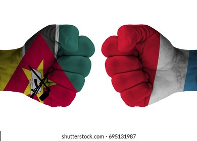 MOZAMBIQUE vs LUXEMBOURG