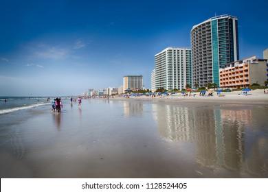 Mrytle beach view