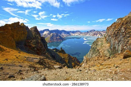 Mt. Baekdu, mountain climbing