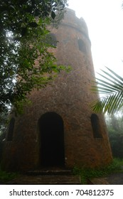 Mt. Britton Tower in the El Yunque national forest in Puerto Rico