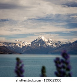 Mt Cook Lake Pukaki