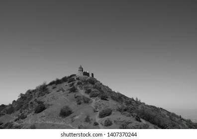 Mt Diablo California Summit View