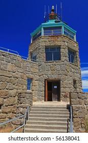 Mt. Diablo State Park Summit Museum, North California