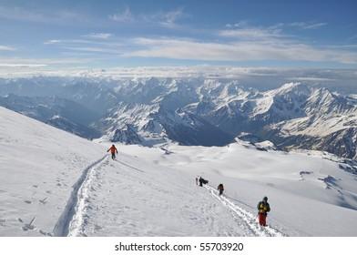 mt elbrus seven summits