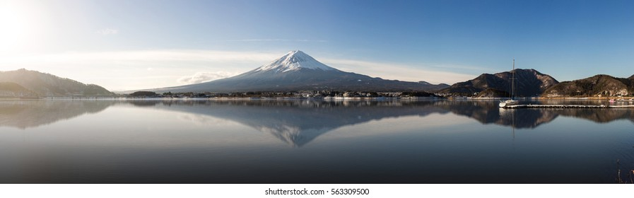 Japanâ??s Mt. Fuji is an active volcano about 100 kilometers southwest of Tokyo. Commonly called â??Fuji-san,â?� itâ??s the countryâ??s tallest peak, at 3,776 meters.