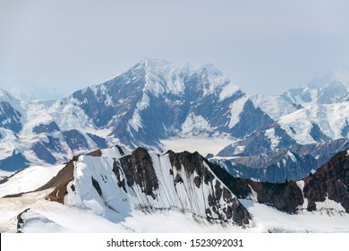 Mt King George in Kluane National Park, Yukon, Canada