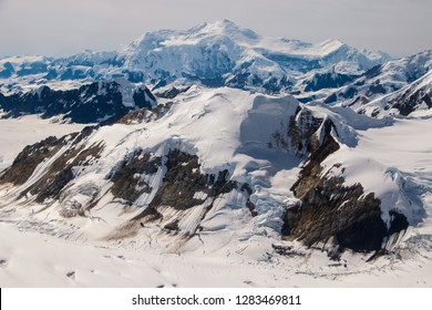 Mt. Logan - The highest mountain of Canada