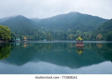 Mt. Lushan National Park (Jiujiang, China) World Heritage