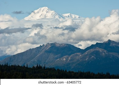 Mt. McKinley and the Alaskan Range