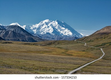 Mt. McKinley Denali National Park