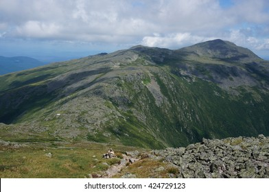 Mt. Monroe on the Appalachian Trail, White Mountain National Forest, New Hampshire USA.