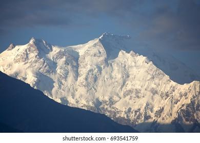 Mt. Nanga Parbat in Gilgit of Pakistan.