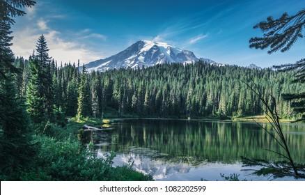 Mt. Rainer in Washington