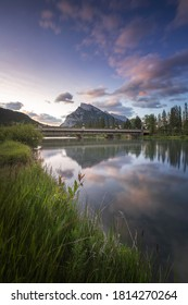 Mt Rundle Sunrise, Banff, Alberta