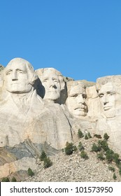 Mt. Rushmore National Monument near Rapid City, South Dakota
