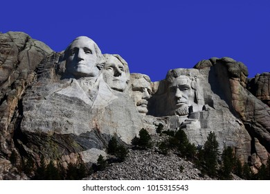 Mt. Rushmore Presidents