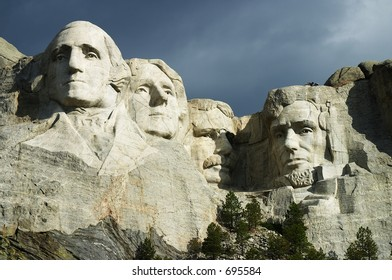 Mt. Rushmore, USA