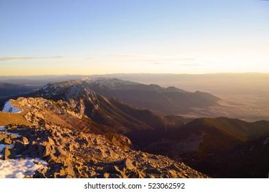 Mt. Sacagawea, Montana
