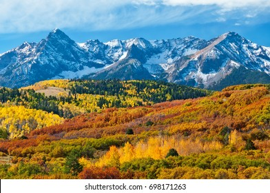 Mt Sneffels Range, Dallas Divide, Colorado