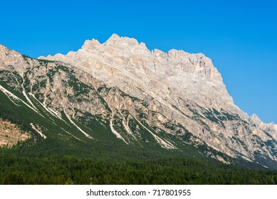 Mt. Sorapiss, above Cortina d'Ampezzo