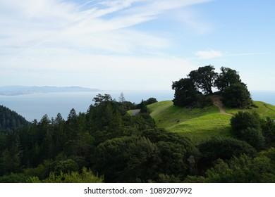 Mt Tamalpias San Francisco