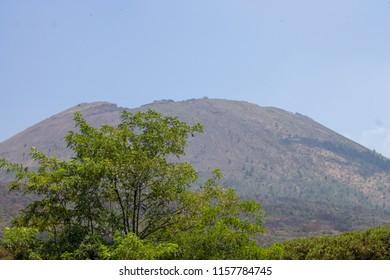 Mt. Vesuvius Volcano