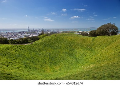 Mt Victoria in Auckland