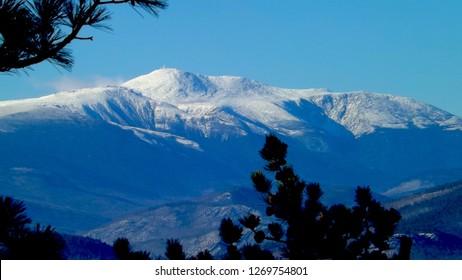 Mt Washington New Hampshire, White Mountains,  Summit