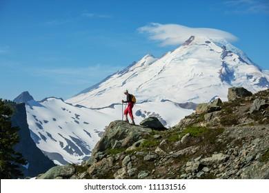 Mt.Baker in Washington