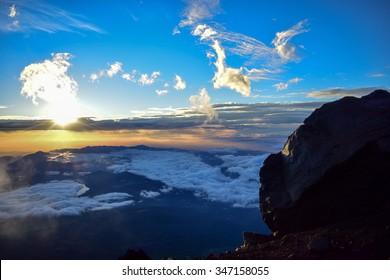 Mt.Fuji sunrise