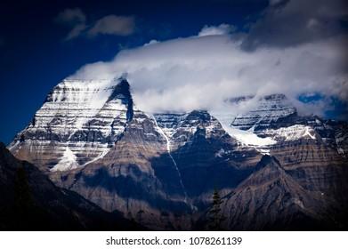 Mt.Robson,Canadian Rockies, Canada