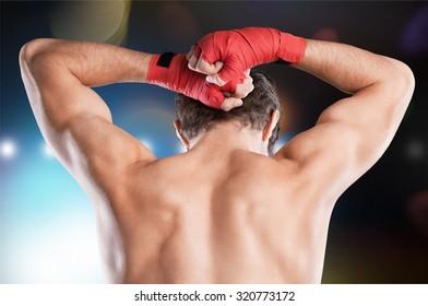 Muay Thai.