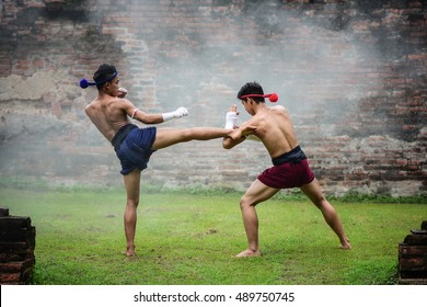 Muay Thai, Muay Boran, Martial arts of Muay Thai