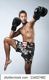 Muay Thai series (Posing guard)