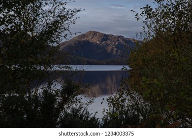 Muckross Lake in Ireland