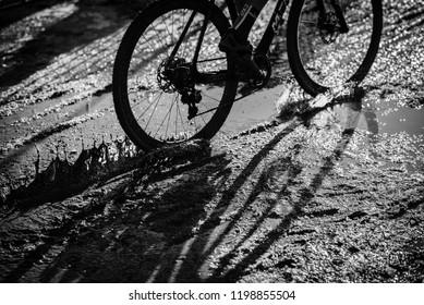 Mud cyclo cross