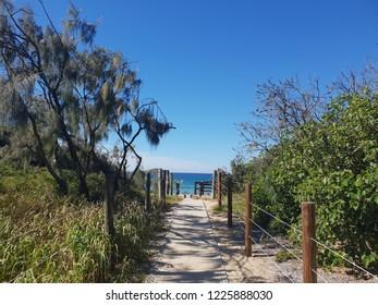 Mudjimba Beach Entrance