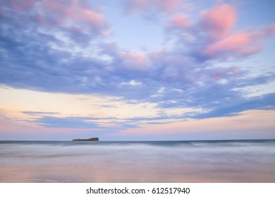 Mudjimba Island on Queensland's Sunshine Coast in Australia