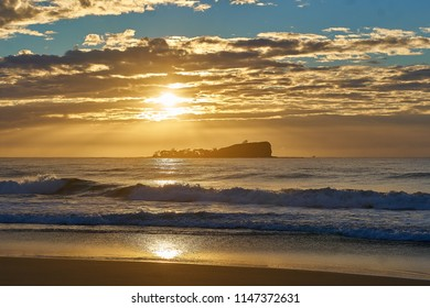 Mudjimba Island Sunrise on the Sunshine Coast