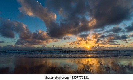 Mudjimba Sunrise reflections