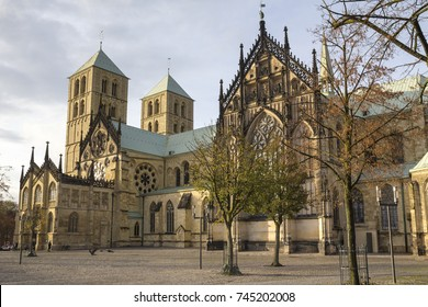 muenster germany historic dom church
