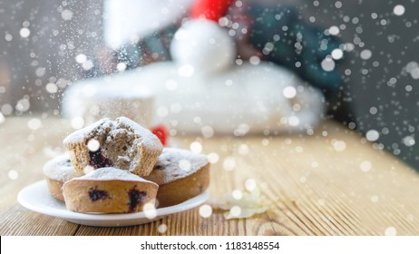 Muffins for christmas