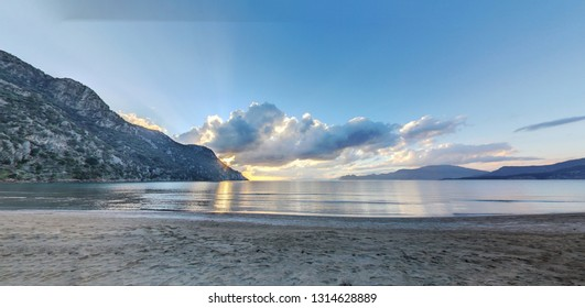 mugla dalaman iztuzu beach