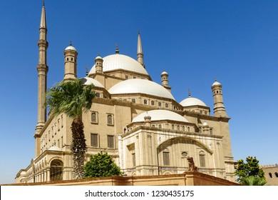 Muhammad Ali's mosque, Cairo, Egypt