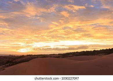 Mui Ne desert, Vietnam