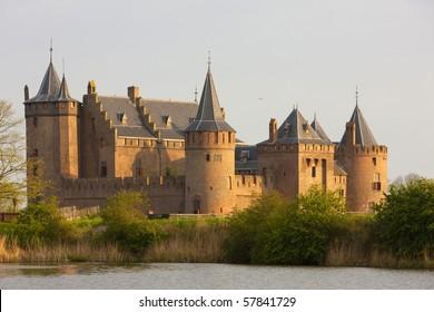 Muiderslot, Muiden, Netherlands