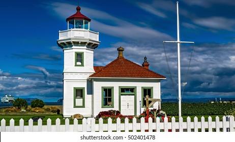 Mukilteo Lighthouse - Mukilteo, Washington