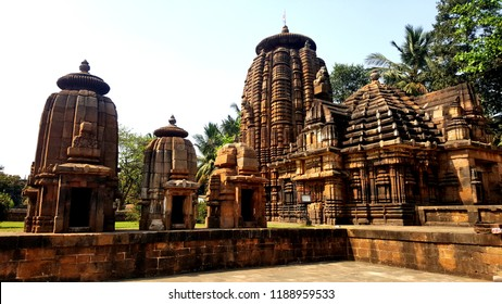 "Muktesvera Temple, Bhubaneswar, Odisha. This temple is acclaimed as the ""Gem of Odisha Architecture."