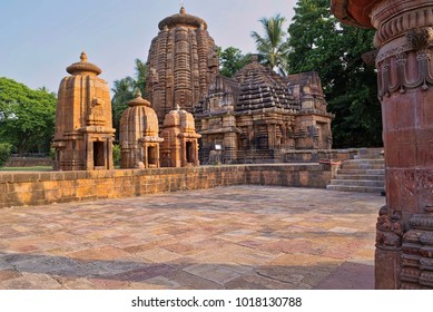 Mukteswar temple old ancient hindu temple in Bhubaneswar Odisha India asia