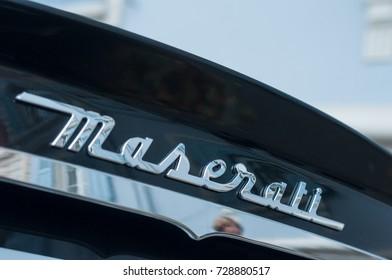 Black Maserati Images Stock Photos Vectors Shutterstock